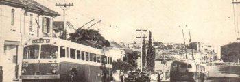 1949: o 1º trólebus do Brasil