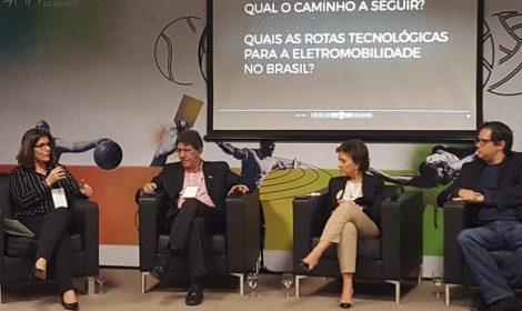 Eletra defende mobilidade elétrica em Brasília
