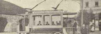 1882: o 1º ônibus elétrico