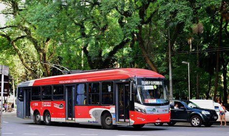 """AutoBus: """"Trólebus moderno é opção em transporte sustentável"""""""